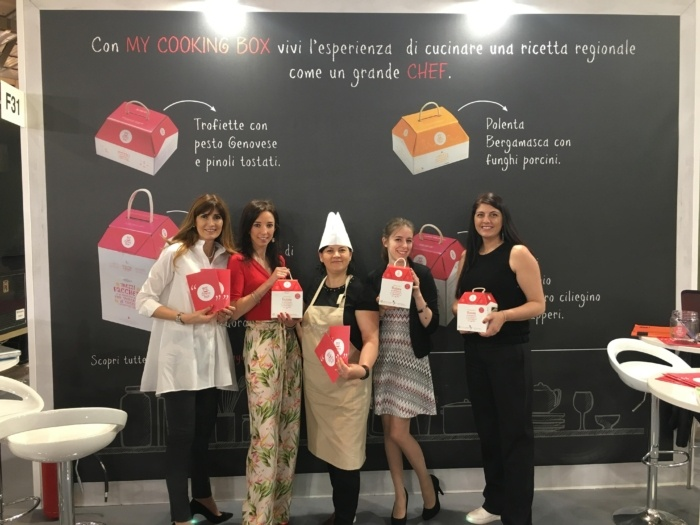 Il team di My Cooking Box